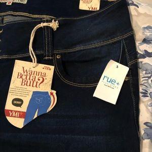 YMI Jeans - NWT Rue21 YMI Plus Skinny Jeans